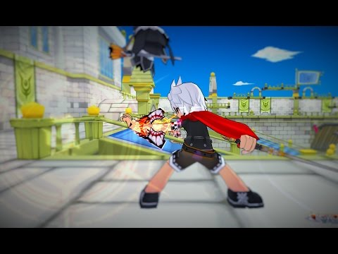 [Elsword] Rune Slayer PVP [KR]