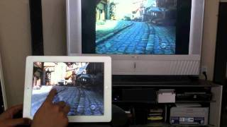 AirPlay Mirror Demo