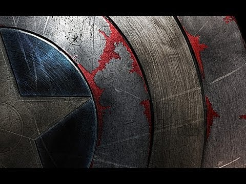 Captain America: The Winter Soldier (Starring Chris Evans) Movie...