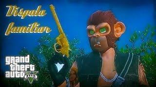 GTA V Online/Casería de Tesoro-Revolver de doble acción¡