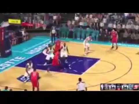 NBA 2K15 PS3 Milwaukee Bucks vs 1988 1989 PISTONS Season