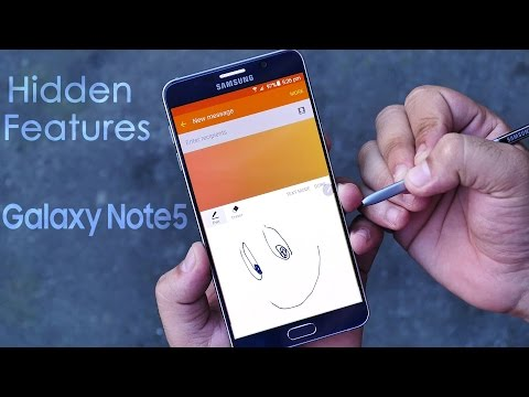 Galaxy Note 5 - Hidden Features (You Might Not Know About)