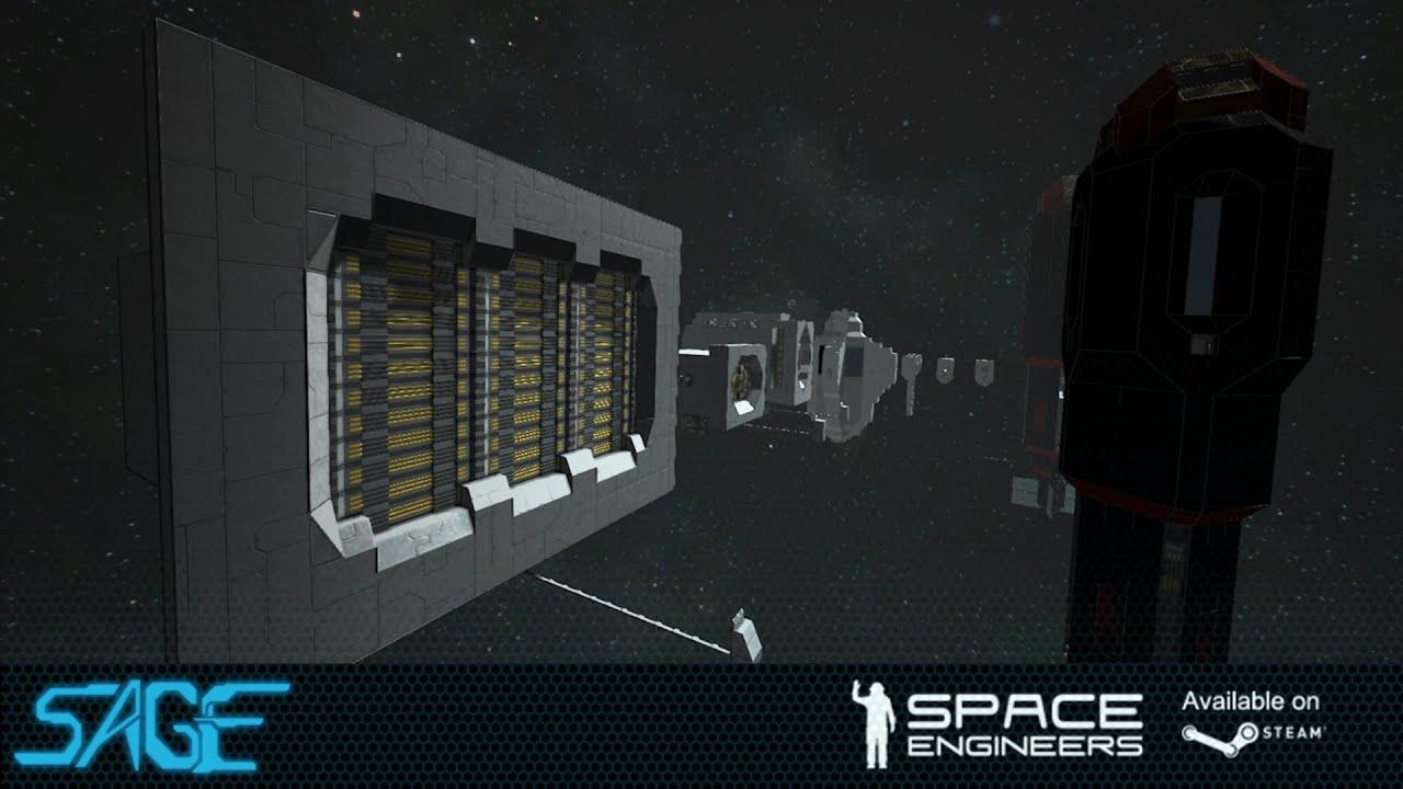 Как в space engineers сделать дверь