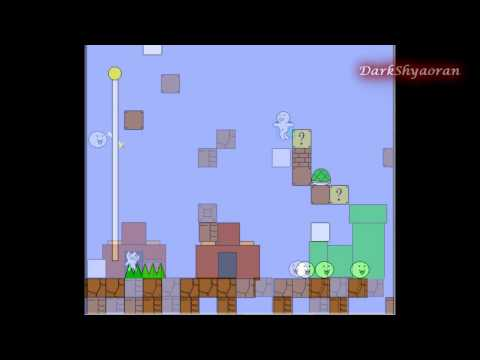 Gato bros loquendo (bug mode) parte 1