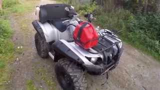 Квадроцикл Yamaha Grizzly 700 EPS/SE Lite Tuning