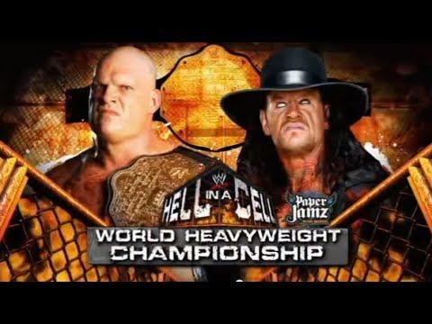 WWE Hell in a Cell 2010: Undertaker vs Kane (FULL MATCH)