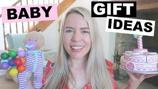 GIFT IDEAS FOR BABIES | WHAT MARNIE HAD FOR HER BIRTHDAY | Kate+