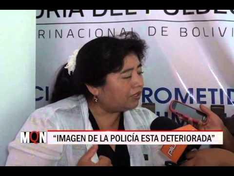 """27/11/2014-19:02 """"IMAGEN DE LA POLICÍA ESTA DETERIORADA"""""""