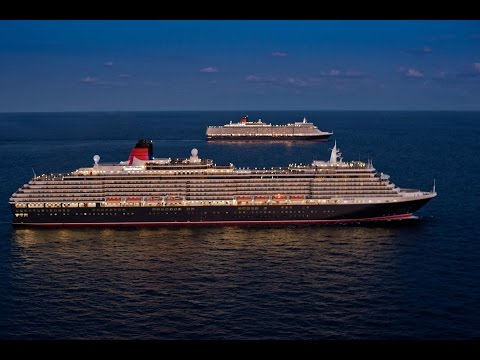 QUEEN ELIZABETH: the Genesis of a Cruise ship