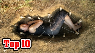 10 STRANGE WAYS To Dispose Your Body AFTER DEATH