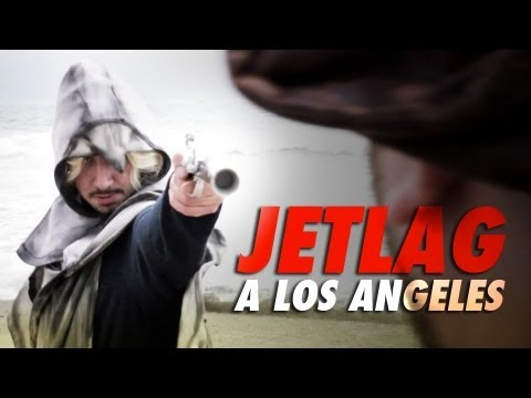 Jetlag à Los Angeles