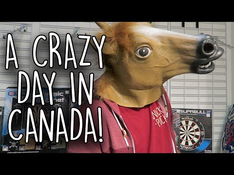A CRAZY DAY IN CANADA! | ZoneAwesome