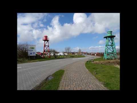 Wohnmobilhafen Norddeich / Norden / Niedersachsen / Deutschland