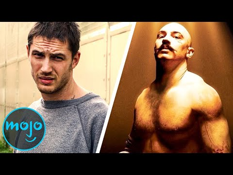 Top 10 Actors Who Got Buff For a Movie Role