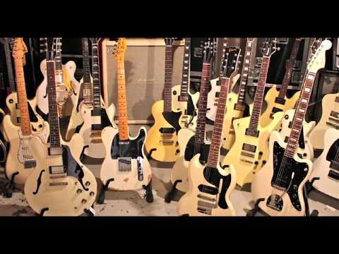 White Guitar Collection / Johan Wohlert / Vintage&RareTV