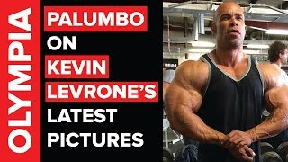 Kevin Levrone Controversy | Palumbo Sets the Record Straight