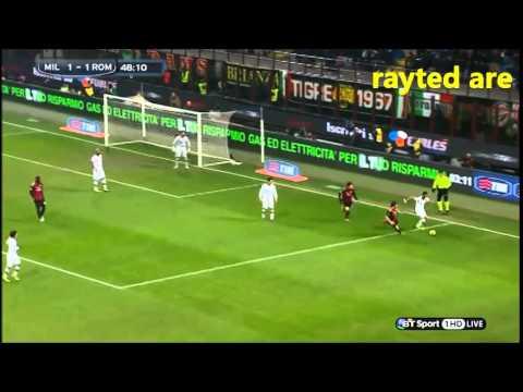 Mario Balotelli vs Roma (Welcome to Liverpool)
