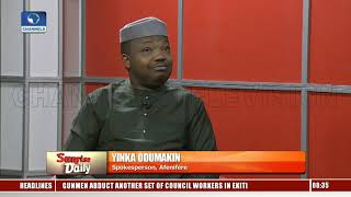 INEC Appointment: Amina Zakari Is President Buhari's Niece, Odumakin Insists |Sunrise Daily|