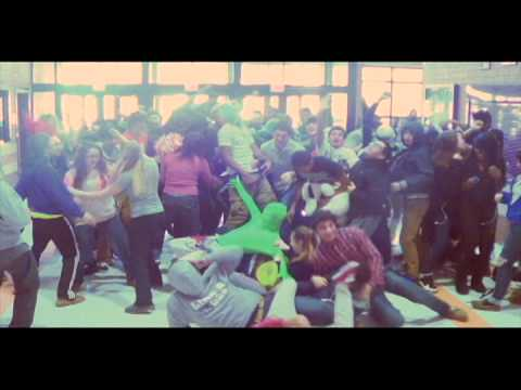 Harlem Shake (Clarksburg High School)