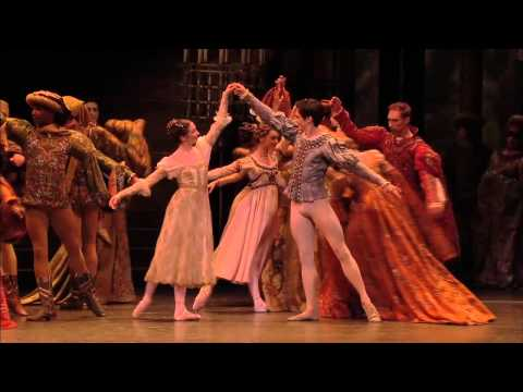 Romeo & Juliet - The Royal Ballet, Trailer [Opus Arte OABD7116D Blu-ray / OA1100D DVD]