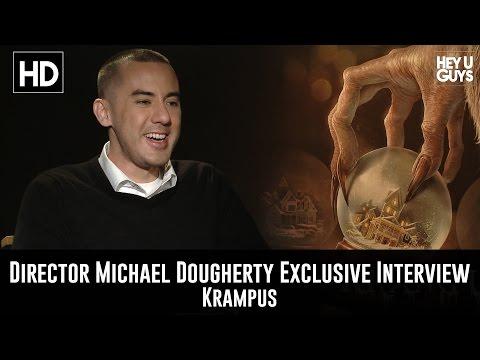Writer / Director Michael Dougherty Exclusive Interview - Krampus