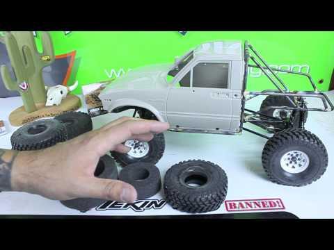 Pitbull Tires 1.55 Growlers - Scale Freak