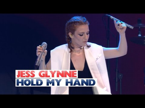 Jess Glynne - 'Hold My Hand' (Live At The Jingle Bell Ball 2015)
