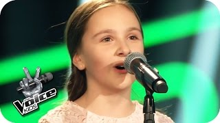 Édith Piaf Non Je Ne Regrette Rien Sofie The Voice Kids 2017 Blind Auditions Sat 1