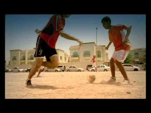 Abdulla Afghani commercial for Abu dhabi sport channel