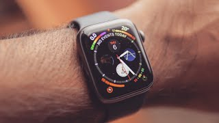 Apple Watch Series 4 Bangla Review    Best Smartwatch for iPhone!!