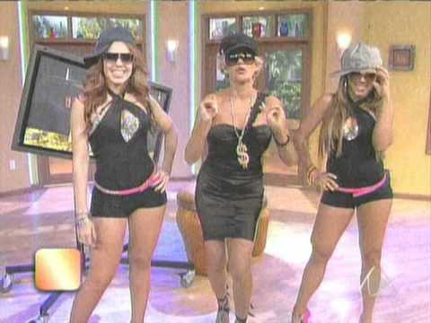 Sexy Bailarinas de Escandalo Tv Dancers 3