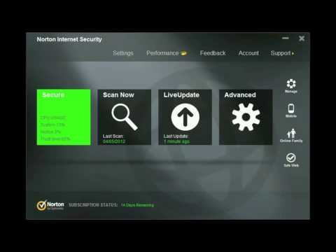 ✔ Norton Internet Security 2013 Trail Reset Free Download✔