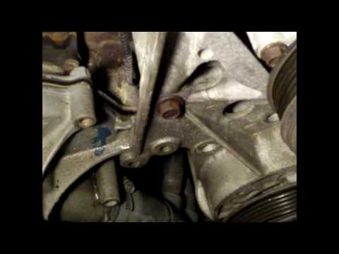 1996 5.8 Ford F250 Water pump replacement how to