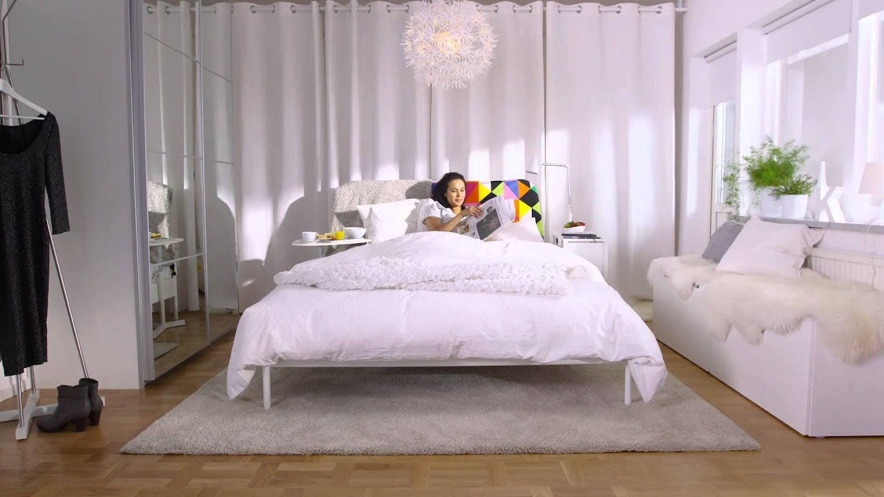 ideen von ikea dein schlafzimmer hat viele talente youtube. Black Bedroom Furniture Sets. Home Design Ideas