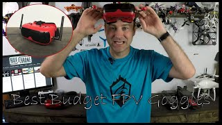 TopSky Prime II FPV Goggles: Best Budget option for FPV less than $100