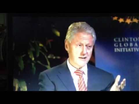 Bill Clinton Discusses The Scientific Evidence Of A Plant Based Diet