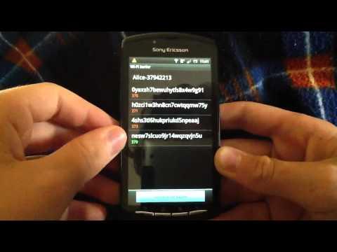 Come trovare la password della rete wi-fi con android