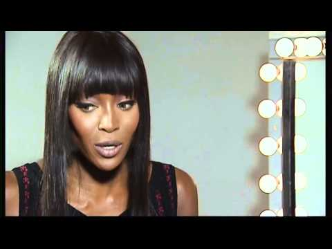 Naomi Campbell on racism in fashion