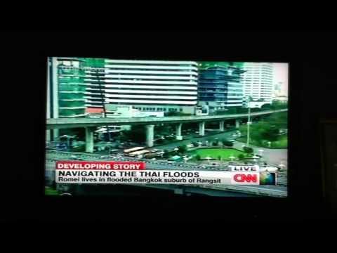 Bangkok Floods – CNN Romeo Romei Interview