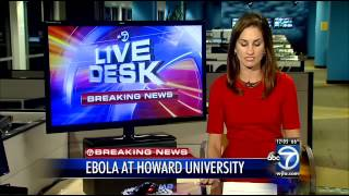 "Idiocracy Negro Talking Heads Given ""Honor"" Of Reporting New DC Ebola Case"