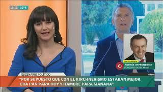 """Andrés Oppenheimer: """"Argentina cava su propia fosa, es un país que cree en cuentos chinos"""""""