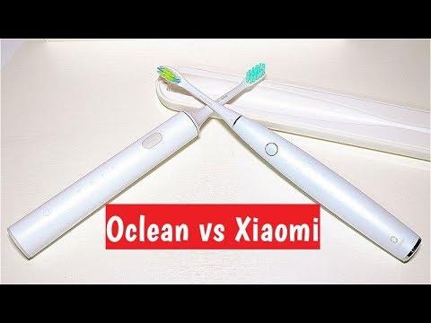Oclean One или Xiaomi новая ультразвуковая зубная электро щетка умная щетка для зубов