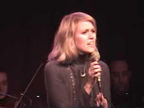 Lauren Kennedy sings A Mothers Wish -Written by Scott Alan - Live at Birdland - 12/7/09