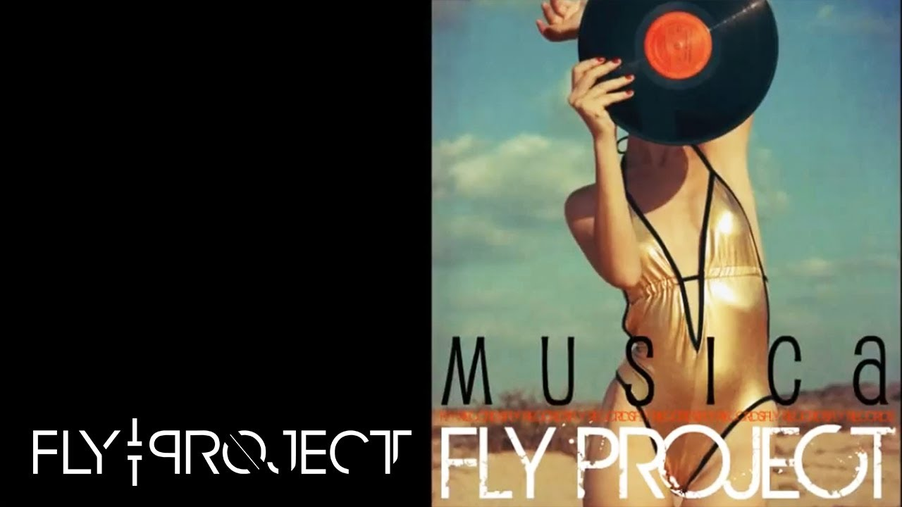 Cover Album Fly Project Musica Fly Project Musica Official