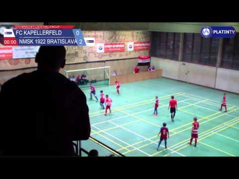 Tor -  FC Kapellerfeld / NMSK 1922 Bratislava am 13.02.2016 17:41