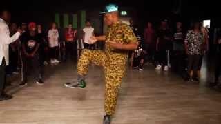 Rihanna - #BBHMM (B*tch Betta Have My Money) | Robert Green Choreography