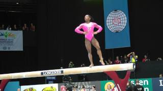 Simone Biles - Beam - 2013 World Championships - Event Finals Day 2