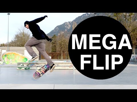 Flatground Trick 9000   Impossible Tricks Of Rodney Mullen