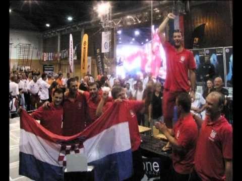 World Champions - Daniel Gospic&Croatia