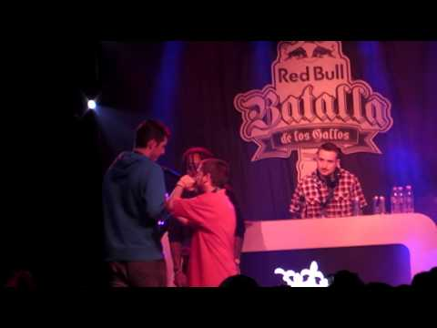 Chuty vs. El Destro | FINAL | Red Bull 2013 Madrid (Regional)